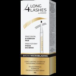 LONG4LASHES BROW MICROBLADING Pisak do do brwi 02
