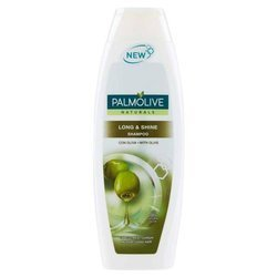 Palmolive Naturals Long&Shine szampon do włosów ekstrakt z oliwek