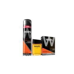 Wars Classic Pianka do golenia + Płyn po goleniu