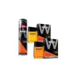 Wars Classic do golenia - ZESTAW 3 szt.