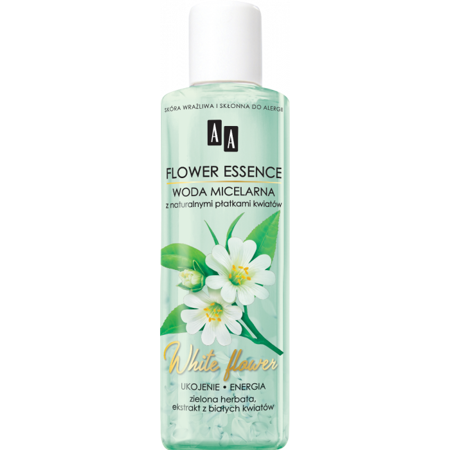 AA FLOWER ESSENCE Woda micelarna WHITE FLOWERS 200 ml