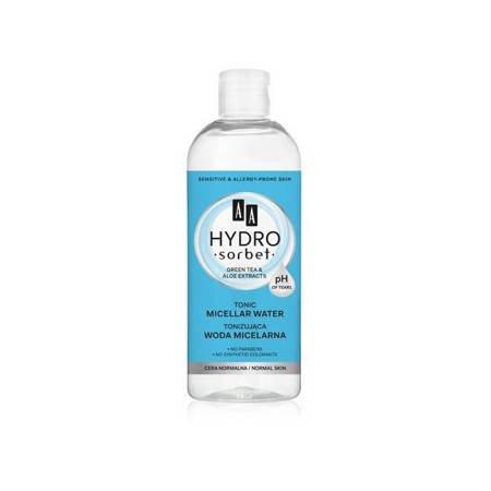 AA Hydro Sorbet tonizująca woda micelarna c/normalna