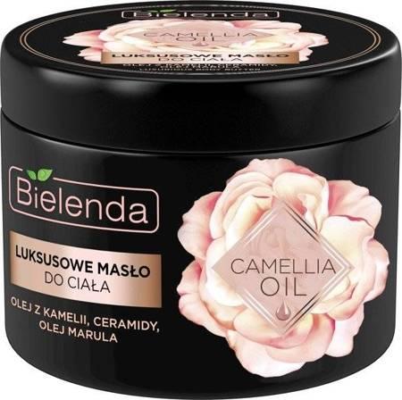 Bielenda Camellia Oil Luksusowe Masło do ciała 200ml