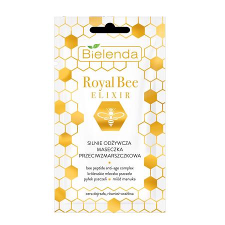 Bielenda ROYAL BEE Maseczka przeciwzmarszczkowa