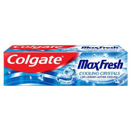 COLGATE MAX FRESH COOLING CRYSTALS Pasta do zębów