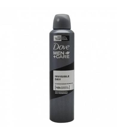 Dove Deospray Men Invisible Dry antyperspirant 250ml
