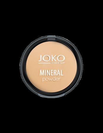 JOKO MINERAL Mineralny puder wypiekany BEIGE 02 MAT