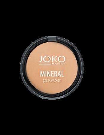 JOKO MINERAL Mineralny puder wypiekany DARK BEIGE 03 MAT