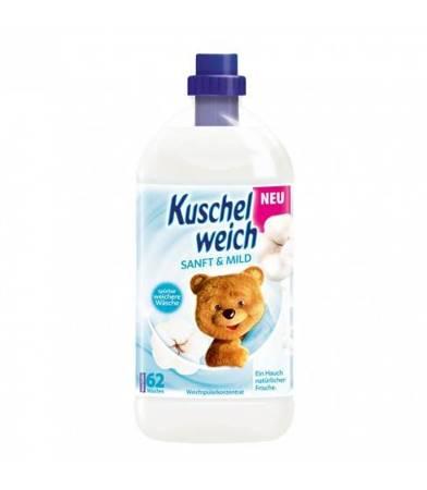 Kuschelweich Sanft & Mild płyn do płukania 2L-62WL