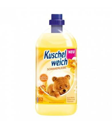 Kuschelweich Sommerliebe płyn do płukania 2 L-62WL