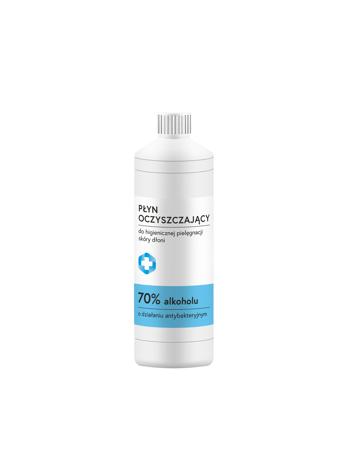 Miraculum Oczyszczający płyn o działaniu antybakteryjnym 500ml