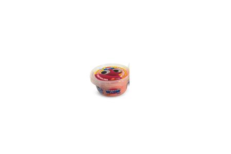 Monster Bath Ciastolina mydło do kąpieli pomarańczowe-mango