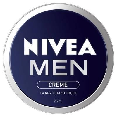 NIVEA MEN Creme Krem twarz/ciało/włosy 75 ml