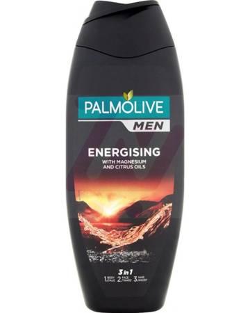 Palmolive Men Energising 3w1 Żel pod prysznic 500ml