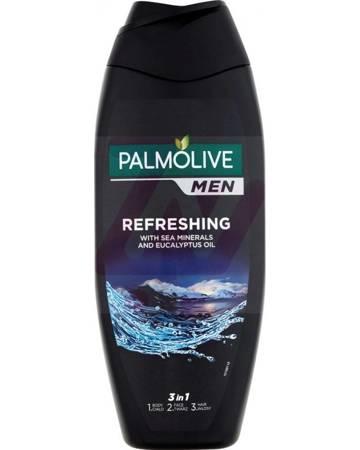Palmolive Men Refreshing 3w1 Żel pod prysznic 500ml